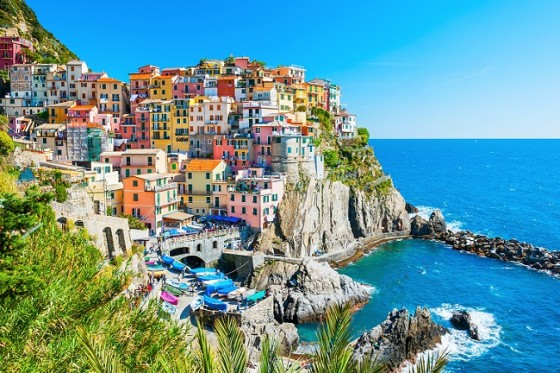 LIGURIA: A FAIRY PLACE