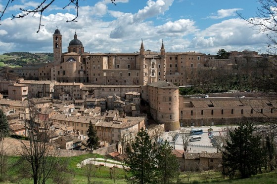 Art and gourmet Marche and Umbria