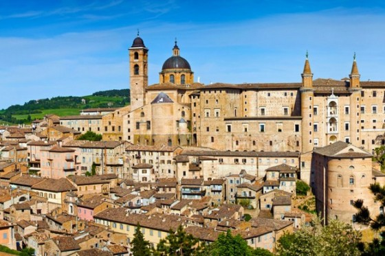 The heart of Le Marche Region